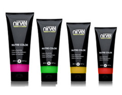 NIRVEL fuchsia - цвет фуксии питательная гель-маска new 200 мл.