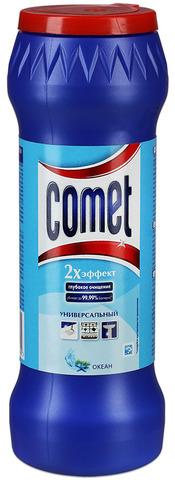 """Чистящее средство """"Comet"""" Флаш Океан 475 г"""