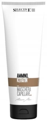 Selective Professional Ammino Keratin - Крем-маска для сильно поврежденных волос