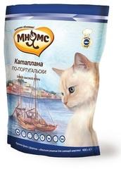 Корм для взрослых кошек Мнямс Катаплана по-португальски (с форелью)