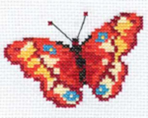 0-43 Бабочка