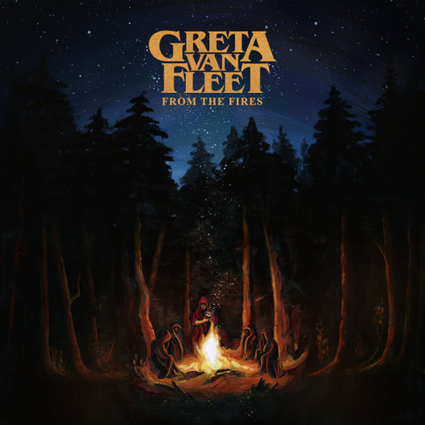 Greta Van Fleet / From The Fires (12