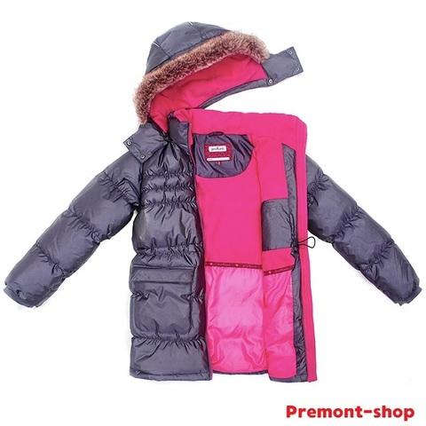 Куртка Premont Зима Флаппер пай WP91471 GREY