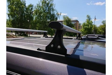 Багажник Дельта Поло в специальные штатные места