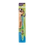 Детская зубная щётка Brush-Baby FlossBrush 3 – 6 лет