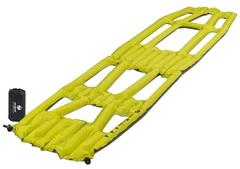 Надувной коврик Klymit Inertia X Frame pad Chartuesse Yellow, желтый (06IXRd01A)