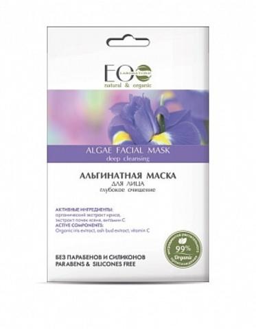 EO Laboratorie Альгинатная маска для лица Глубокое очищение 20гр
