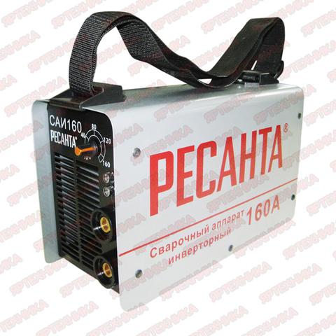 Инвертор Ресанта САИ 160 в интернет-магазине ЯрТехника