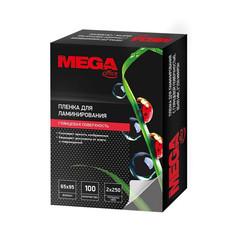 Заготовка для ламинирования ProMega Office 65х95, 250мкм 100шт/уп.