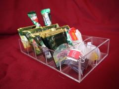 органайзер для чайных пакетиков (10 ячеек)