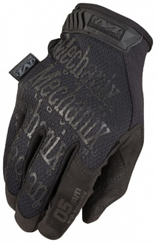 Перчатки Mechanix Original 0.5 Covert HMG-55