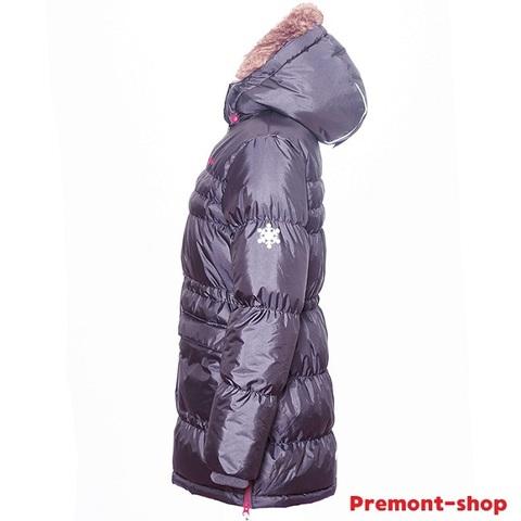 Куртка Premont для девочек Флаппер пай WP91471 GREY