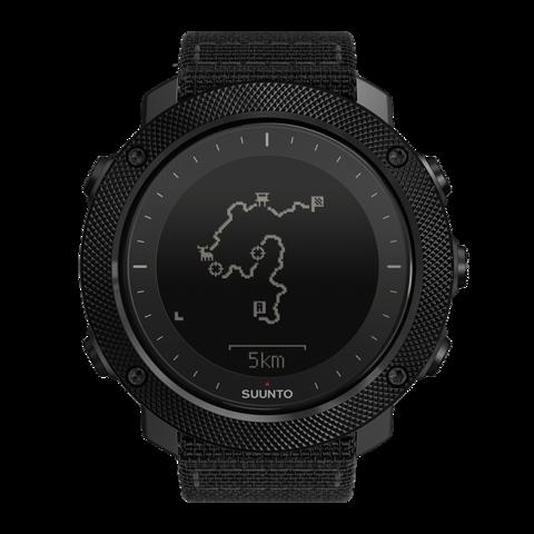 Купить Наручные часы Suunto Traverse Alpha Stealth SS022469000 по доступной цене