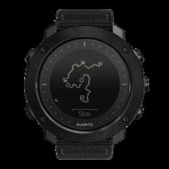 Умные наручные часы Suunto Traverse Alpha Stealth SS022469000