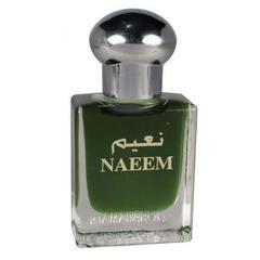 Духи натуральные масляные NAEEM / Наим / унисекс / 15мл / ОАЭ/Al Haramain