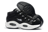 Reebok Question Mid 'Black/White'