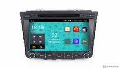 Штатная магнитола 4G/LTE с DVD для Hyundai Creta 16+ на Android 7.1.1 Parafar PF407D