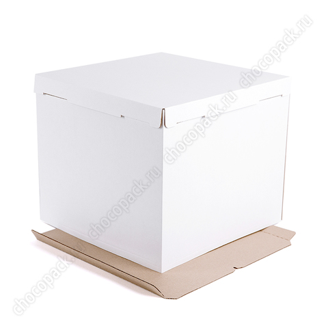 Короб  40 х 40 х 35 см для тортов до 5 кг