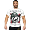 Футболка Hardcore Training Revenge White
