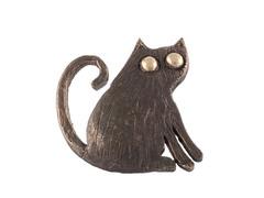Чеширский кот кулон