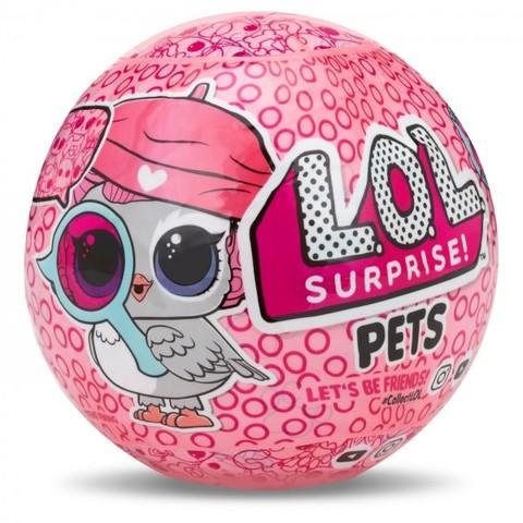 Кукла - сюрприз ЛОЛ Питомцы 4 серия Decoder Шпионы - LOL Surprise Pets Series 4, MGA