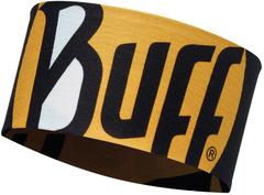 Повязка спортивная Buff Ultimate Logo Black