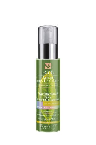 Белита-М EGCG Korean Green Tea Catechin Гидрофильный гель для снятия макияжа Для всех типов кожи 120г