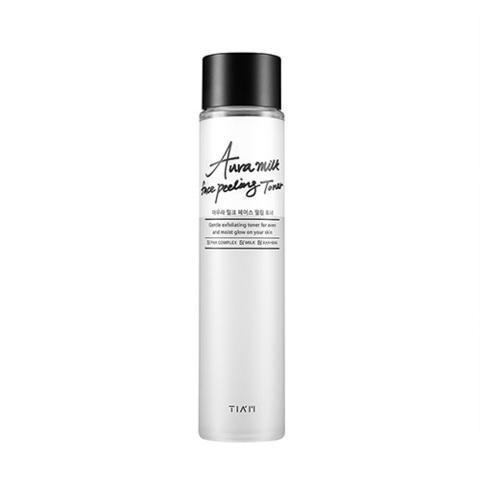 Тонер TIAM Aura Milk Face Peeling Toner 120ml