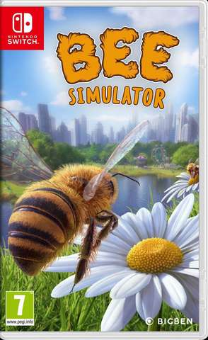 NS: Bee Simulator ( русская версия)