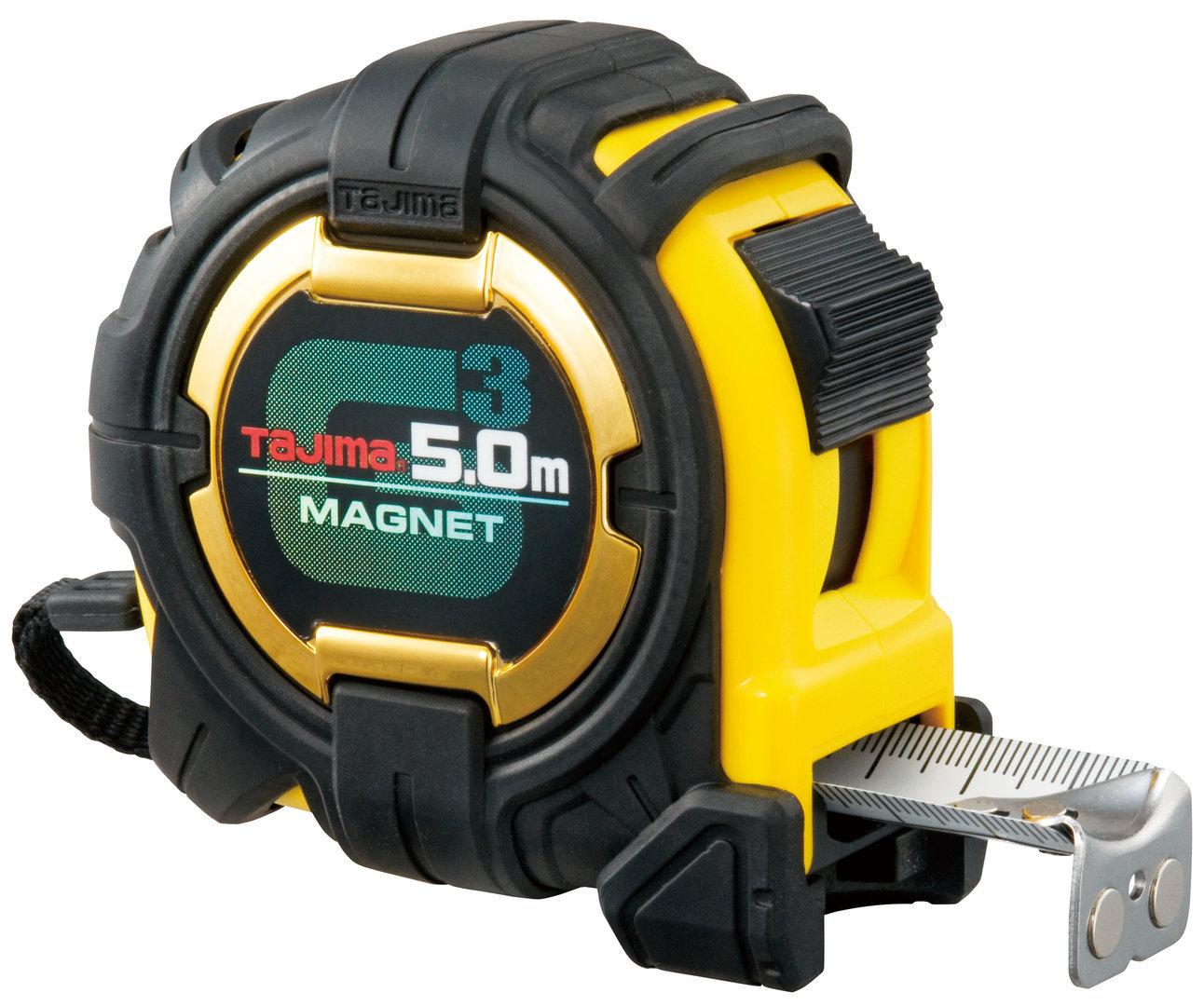 Рулетка 5м G3 Lock 27 Tajima G3M750MR