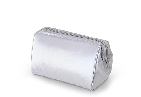 Термосумка Thermos для косметики Cosmetic Bag (3,5 л.), серебристая