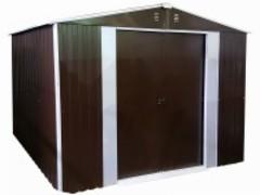 Металлический сарай Barnas 3x3м