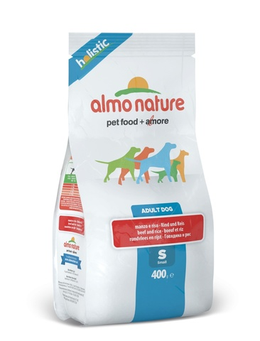 Сухой корм Almo Nature Holistic - Small&Beef and Rice