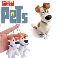 Собака Макс брелок игрушка из Тайная жизнь домашних животных
