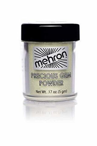 MEHRON Сияющие пигменты Celebré Precious Gems, Periodot (Перидот), 5 г