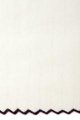 Элитный плед-покрывало Imperio 293 белый от Luxberry