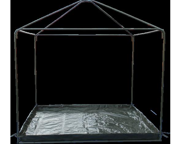 Пол для шатров и беседок от компании Митек 2.5 х 2.5