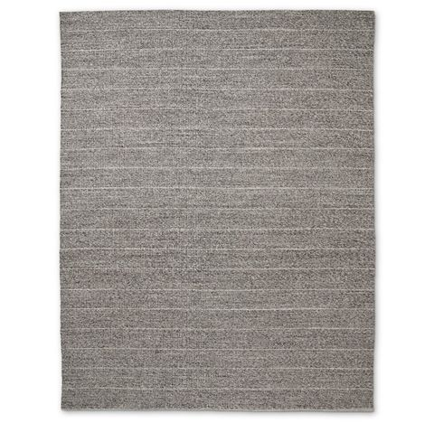 Aza Rug - Natural Grey/White