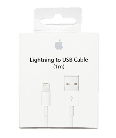 Кабель Apple USB - Lightning (MQUE2ZM/A) 1 м