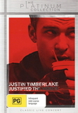 Justin Timberlake / Justified The Videos (DVD)