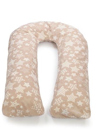 Подушка для беременных U340 (Холлофайбер) 10133 звезды