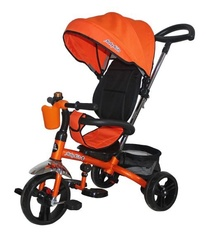Велосипед Moby Kids Style Оранжевый (662 Orang)