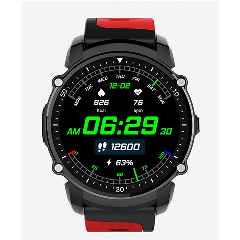 Часы SMART WATCH KINGWEAR FS08 Красный