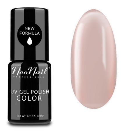 NeoNail Гель лак UV 6ml Silky Nude №4676-1