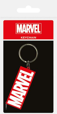 Брелок силиконовый Marvel