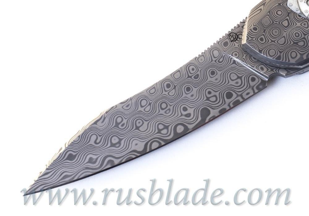 Cheburkov Russkiy Scrimshaw FULL CUSTOM