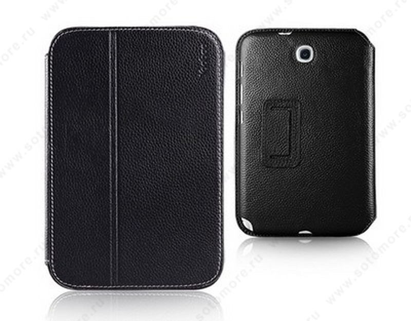 Чехол-книжка Yoobao для Samsung Galaxy Note 8.0 N5100/ N5110 - Yoobao Executive Leather Case Black