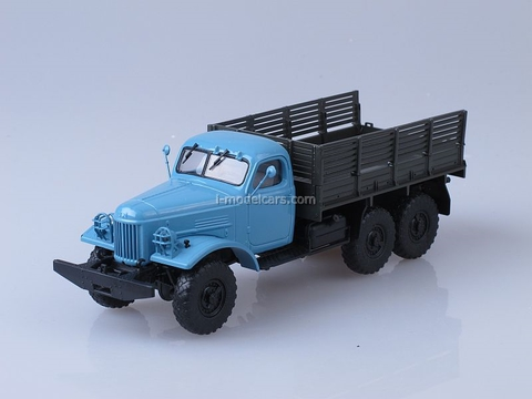 ZIL-157K board blue-gray 1:43 AutoHistory