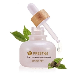 Secret KEY Snail Prestige Repairing Ampoule. 30ml.