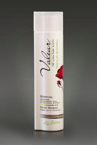 Шампунь протеиновый для регулярного ухода за нормальными волосами